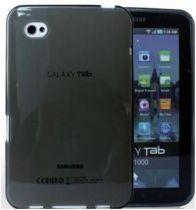 Comprar Accesorios  Galaxy Tab/Tab2 7.0 - Funda Silicona Negra para Samsung Galaxy TAB