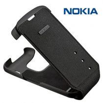 Comprar Fundas - Funda Nokia CP-508 Negra para C6