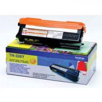 achat Toner imprimante Brother - BROTHER TONER TN-328 Jaune