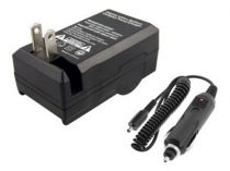 buy Panasonic Chargers - Charger Panasonic DMW-BC7/CGA-S101A + Carreg Car