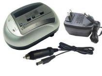 Comprar Cargadores Video Cámaras - Cargador Sharp BT-L31 + Cargador Coche