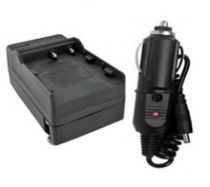 buy Camcorders Chargers - Charger Sharp BT-L44 + Carreg Car