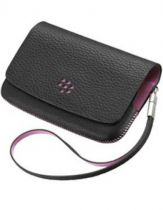 Comprar Fundas Blackberry - Funda BlackBerry ACC-32839-301 Negra/rosa para 9800 torch HDW-31014-001