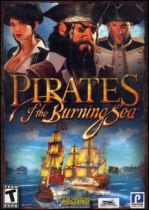 Comprar Jogos PC - Jogo PC SID MEIER´S PIRATES of THE BURNING SEAS