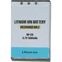 buy Battery for Casio - Battery Replacement Casio NP-20 630mAh