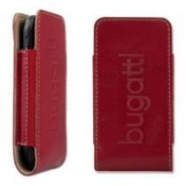 buy Cases - Case Leather Bugatti TWIN CALFSKIN SL Red