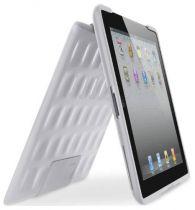Comprar Fundas y Protección iPad2 - Funda Belkin iPad 2 Hard Folio TPU Blanco F8N606CWC01