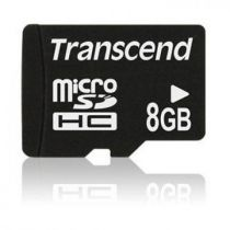 Comprar Tarjeta Micro SD / TransFlash - Transcend MicroSD 8GB SDHC Class 4