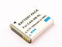 achat Batteries pour Canon - Batterie CANON NB-6L, NB-6LH (DSC: IXUS 85 IS, IXUS 95 IS