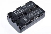 achat Batteries pour Sony - Batterie SONY NP-FM30, NP-FM50, NP-FM51, NP-QM50, NP-QM51 (