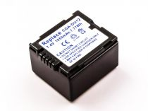 achat Batteries pour Panasonic - Batterie, PANASONIC CGA-DU12E/1B, VW-VBD120 (NV-GS10, -17, -