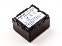 Comprar Batería para Panasonic - Batería, PANASONIC CGA-DU12E/1B, VW-VBD120 (NV-GS10, -17, -2