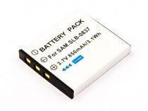 achat Batteries pour Samsung - Batterie SAMSUNG SLB-0837 (DSC: Digimax i6 PMP, Digimax L50,