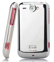 Comprar Protección Especial HTC - Funda Barely There HTC Wildfire S  Metallic Plata