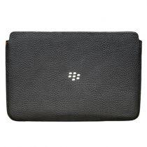 achat Accessoires Blackberry Playbook - Housse en Cuir  BlackBerry ACC-39311-201 Noir pour Playbook