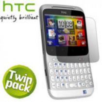 achat Protection écran - Protecteur Ecran HTC SP P560 pour HTC Chacha (2 x)
