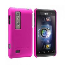 achat Trappe - Protection Barely There Case LG Optimus 3D Rose CM01462