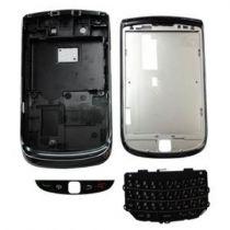 achat Façade Batterie - Façade + Clavier Blackberry Torch 9800 Noir