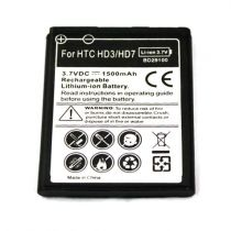 achat Batteries HTC - Batterie HTC HD3, HTC HD7, HTC T9292(BA S460)