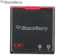 Comprar Baterías Blackberry - Bateria BlackBerry E-M1 para Curve 9370, 9360, 9350 ACC-39508-201