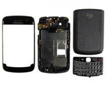 Comprar Carcasas - Carcasa Completa Blackberry 9780 Negro