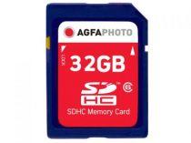 Comprar Tarjeta Secure Digital SD - AgfaPhoto SDHC 32GB Class 10 / High Speed / MLC 10427