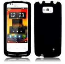 buy Cases - Case Silicone for Nokia 700 Black