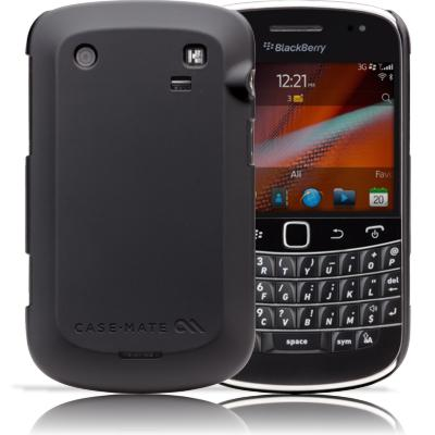 Protección Especial Blackberry - case-mate CM014671 Blackberry Bold 9900 Negro Barely There C