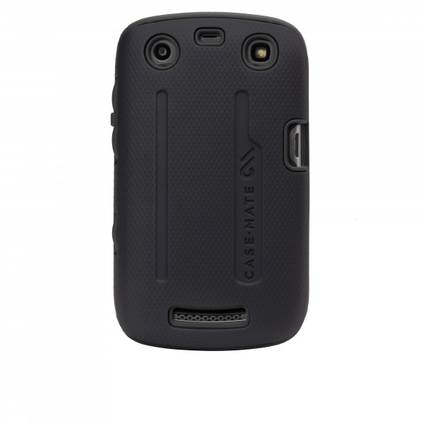 Protection Spéciale Blackberry - Case-Mate CM016684 Tough BlackBerry Bold 9360 Noir