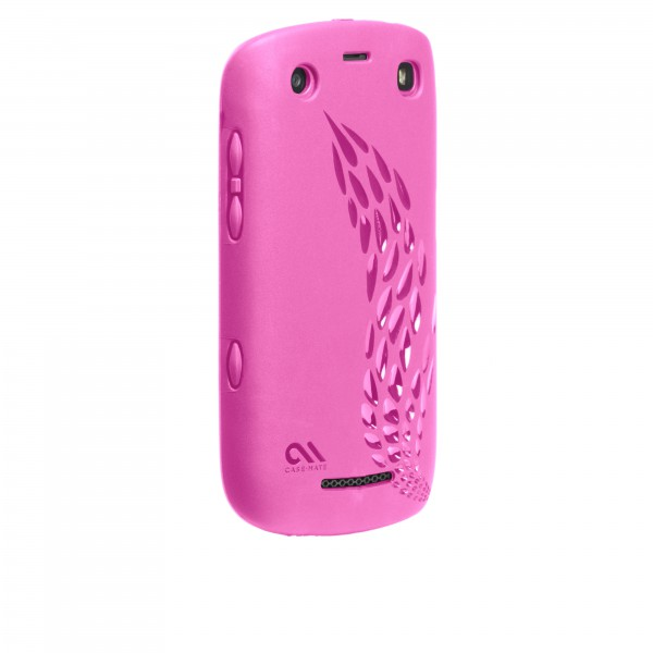 Protection Spéciale Blackberry - Case-Mate CM016696 Emerge BlackBerry 9360 Rosa