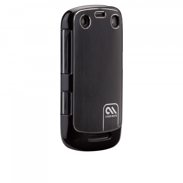 Protection Spéciale Blackberry - Case-Mate CM016698 BlackBerry 9360 Noir Brushed Aluminium B