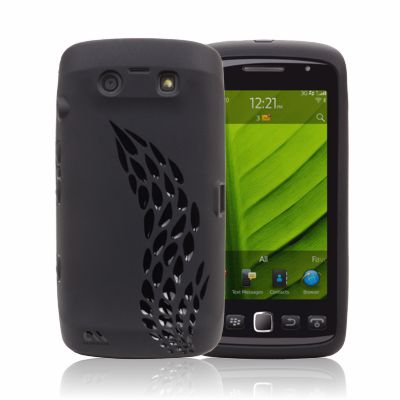 Protection Spéciale Blackberry - case-mate CM016720 Blackberry Touch 9850 / 9860 Noir Safe S