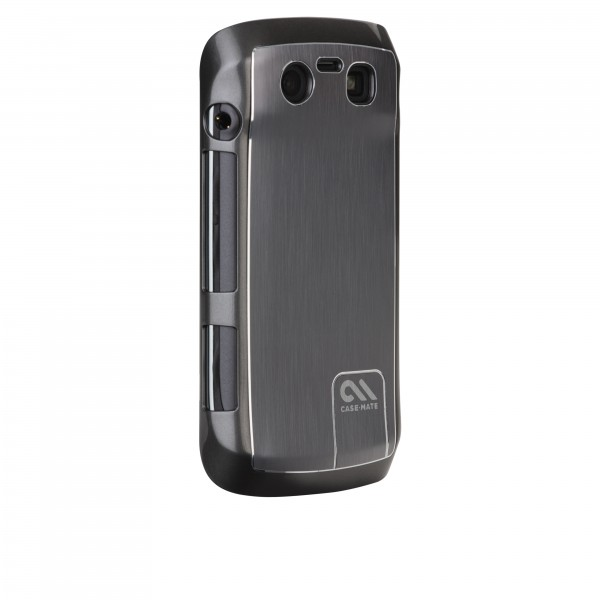 Protection Spéciale Blackberry - Case-Mate CM016726 BlackBerry 9860 Argent Brushed Aluminium