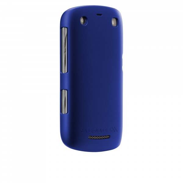 Protection Spéciale Blackberry - Case-Mate CM017012 BlackBerry 9360 Bleu Barely There