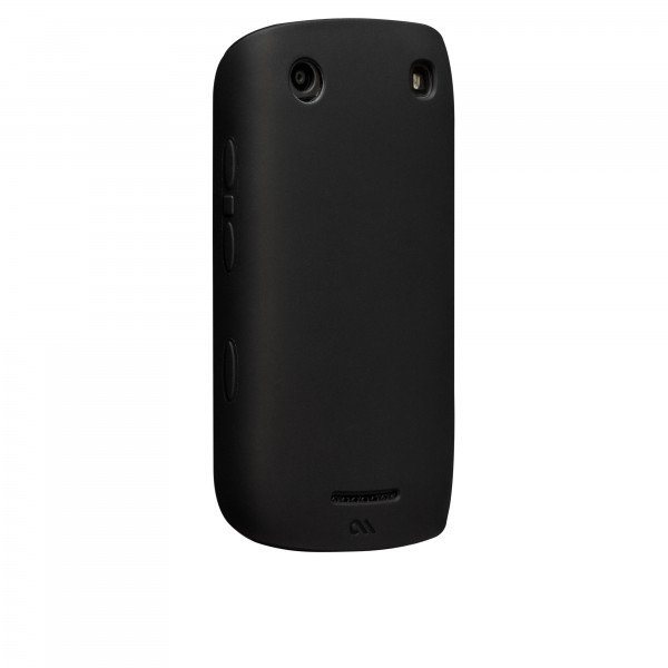 Protección Especial Blackberry - Funda Case-Mate CM017392 Smooth BlackBerry 9380 Negro CM017392
