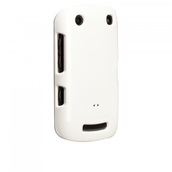 Protección Especial Blackberry - Case-Mate CM017653 BlackBerry 9380 Blanco Barely There