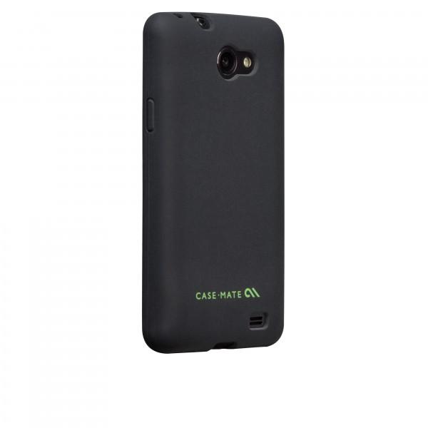 Protección Especial - Case-Mate CM017834 Safe Skin Galaxy R Negro