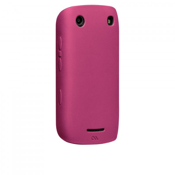 Protection Spéciale Blackberry - Case-Mate CM018421 Smooth BlackBerry 9380 Rosa