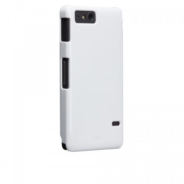 Protección Especial - Case-mate Barely There Sony Xperia Go Blanco