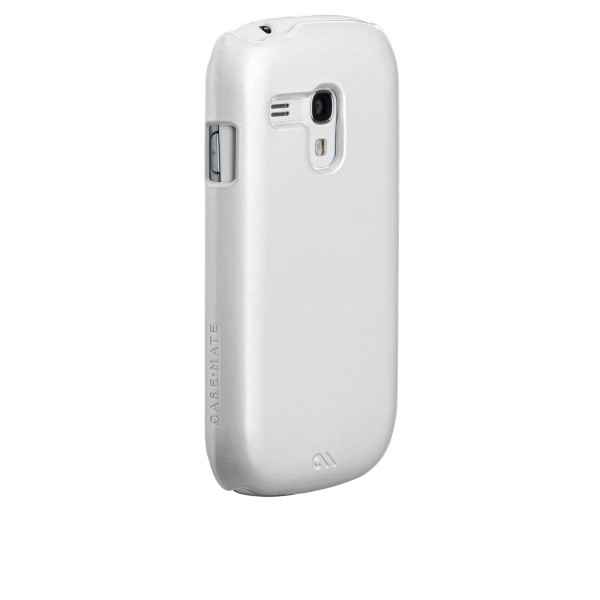 Accéssoires Galaxy S3 mini i8190 - Étui Case-mate Barely There Samsung Galaxy S3 Mini Blanc CM024957