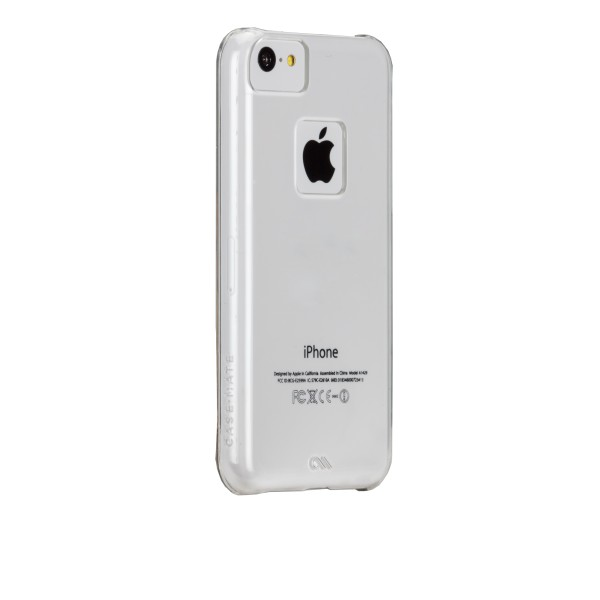Acessorios Apple iPhone 5C - Case-Mate Barely There para iPhone 5c Clear