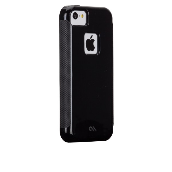 Acessorios Apple iPhone 5C - Case-Mate Pop para Apple iPhone 5c Preto / Preto