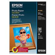 Papier - EPSON Papier FOTO A4 20FHS 200GRS