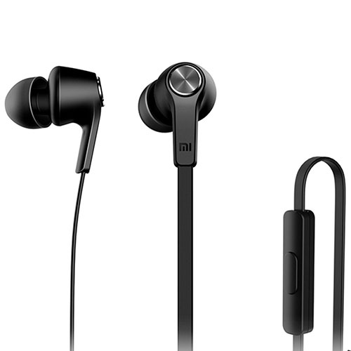 Auscultadores Xiaomi Mi In Ear intrauditivo Basic vers. Global preto